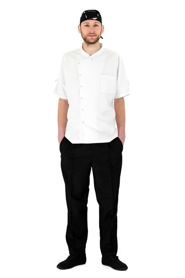 Picture of Derby Chef White Jacket