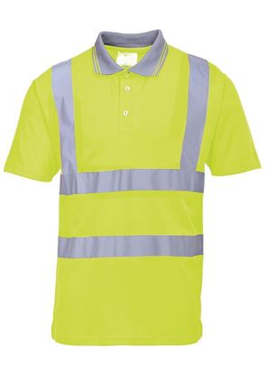 Picture of High Visibility Polo Shirt - PW024