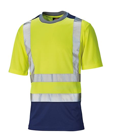 Picture of High Visibility Two-tone T  Shirt - WD064
