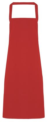 Picture of Long Bib Apron (No Pocket) PR102