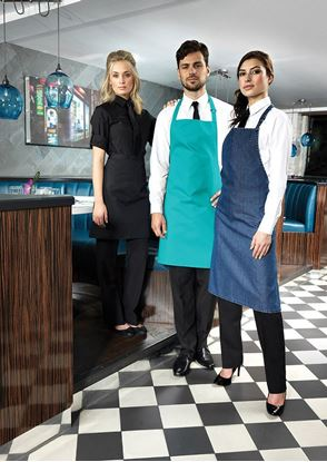 Picture of Long Bib Apron NO Pocket - PR150