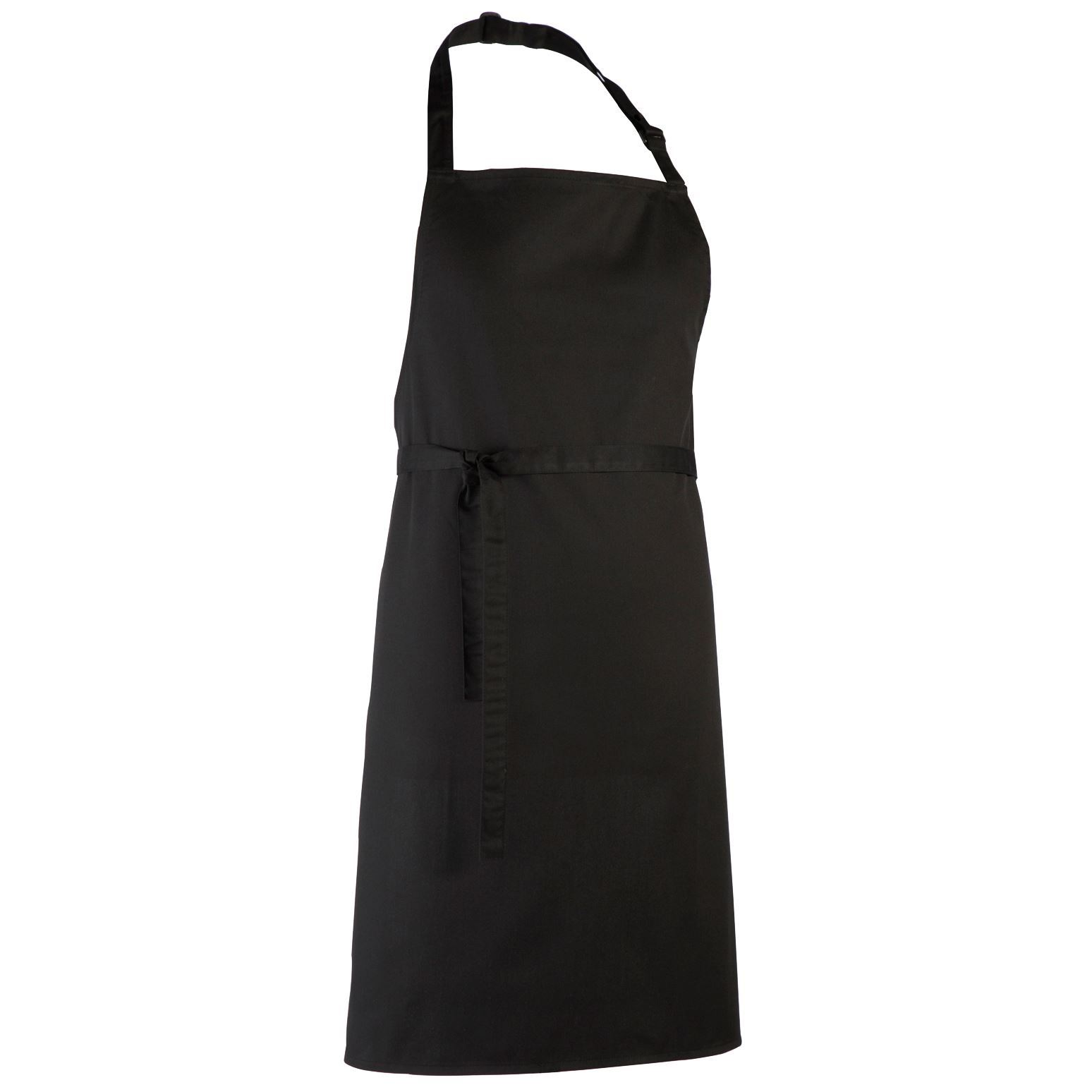 United Work Wear Long Bib Apron No Pocket Pr150