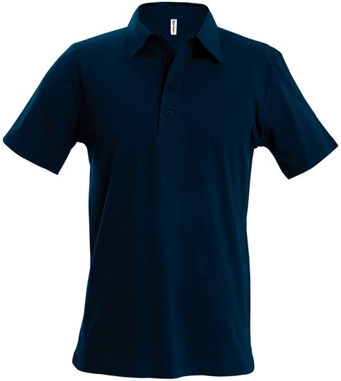 Picture of Men's Classic Fit Jersey Polo Shirt - KB227