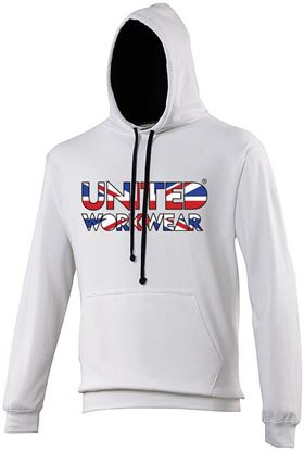 Picture of UNTD Union Jack Workwear Hoodie